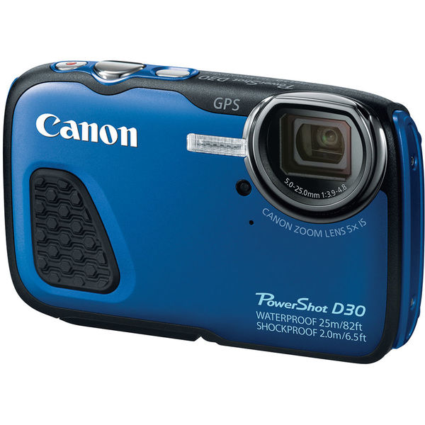 Canon 9337b001 powershot d30 waterproof digital 1029031