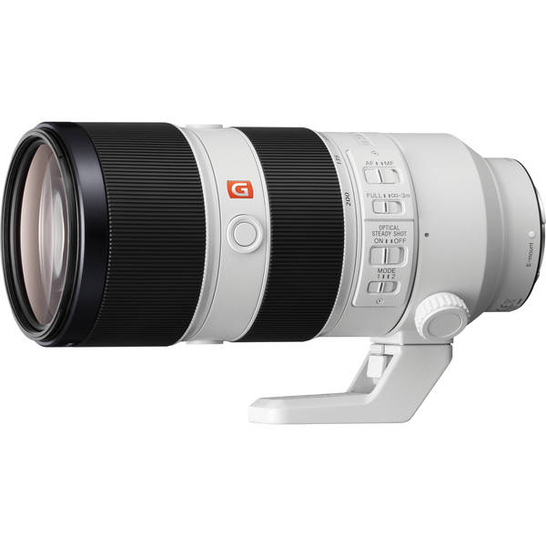 Sony fe 70 200mm f 2.8 gm oss e mount lens