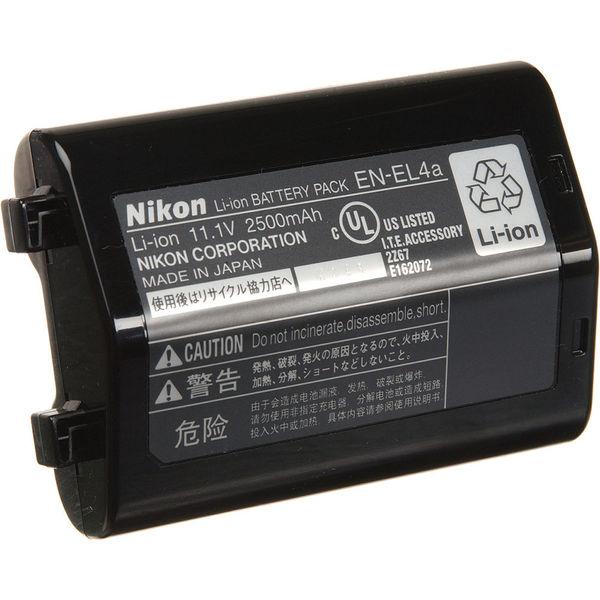 Nikon en el4a battery