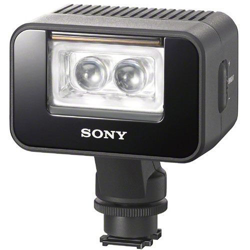 Sony hvl leir1 battery led video and infrared light