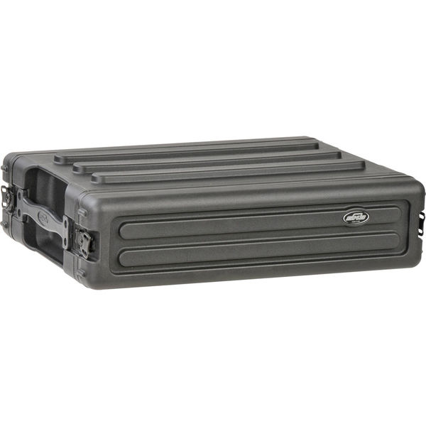 Skb 2u roto shallow rack case