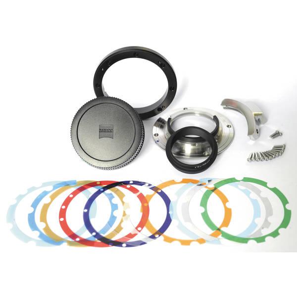 Zeiss interchangeable mount set f for 100 t2.1 cf lens