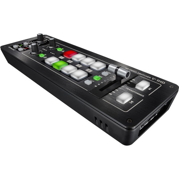 Roland v 1hd portable 4 x hdmi input switcher