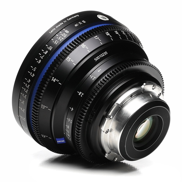 Zeiss cp.2 pl 35mm t2.1