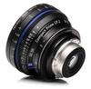 Zeiss CP.2 50mm T1.5 Super Speed (PL)