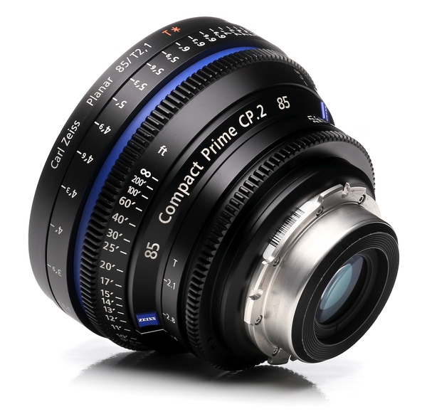 Zeiss cp.2 pl 85mm t2.1