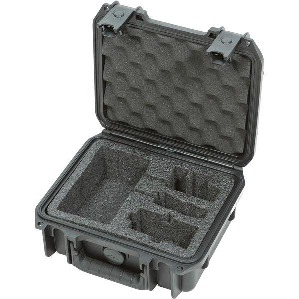 Skb iseries waterproof case for sennheiser ew mic system