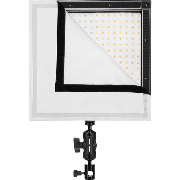 Westcott flex bi color led mat cine set   1x1'