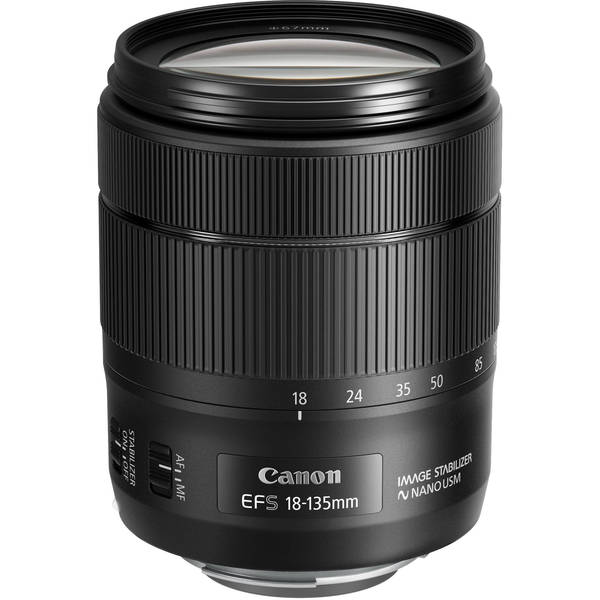Canon 1276c002 ef s 18 135mm f 3 5 5 6 is 1225878