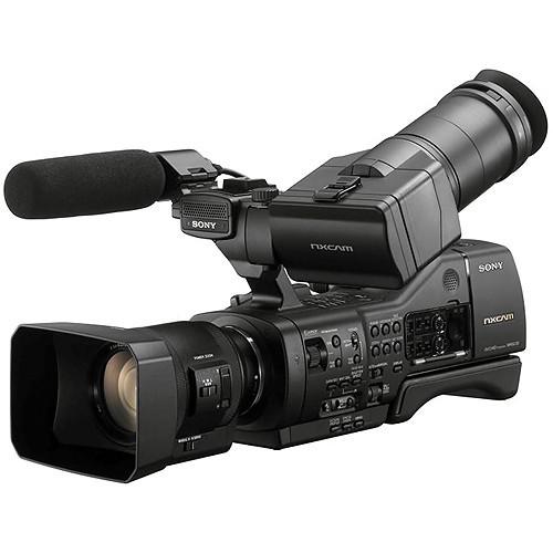 Sony nex ea50uh camcorder   pz 18 200mm f 3.5 6.3 oss e mount lens