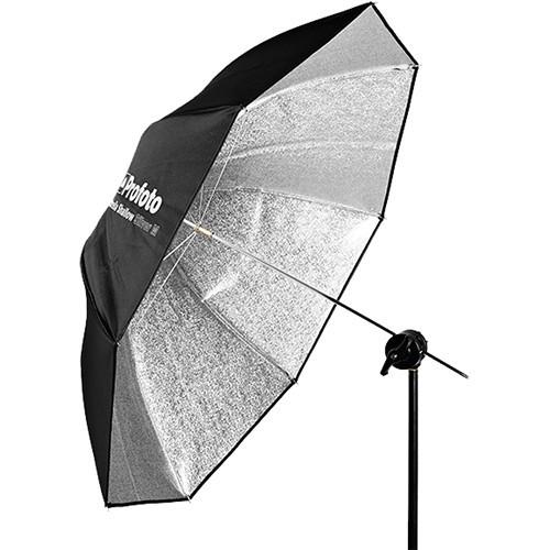 Profoto shallow silver umbrella medium   41%22