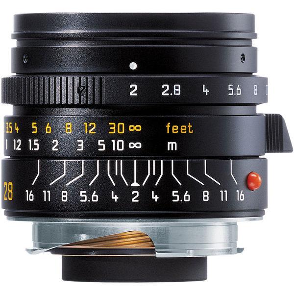 Leica 28mm f 2 summicron m asph