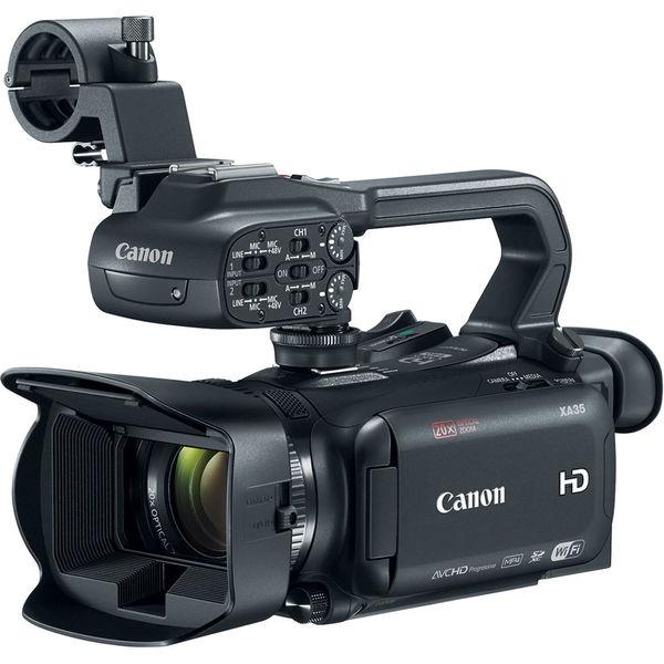 Canon xa35 hd professional camcorder