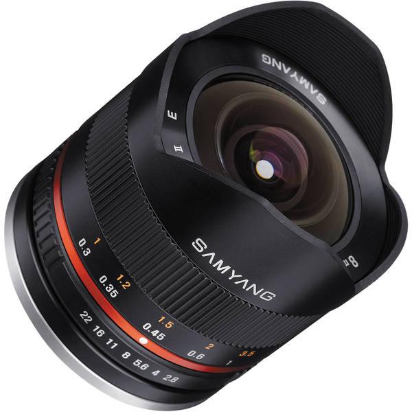 Samyang sy8mbk28 e 8mm f 2 8 umc fisheye 1039911
