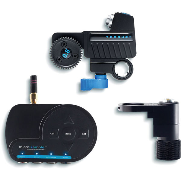 Redrock micro microremote handheld bundle