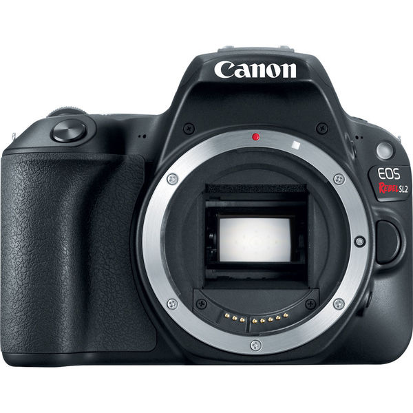 Canon eos sl2 camera