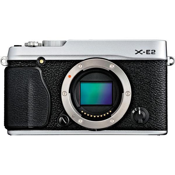 Fuji x e2 camera %28silver%29
