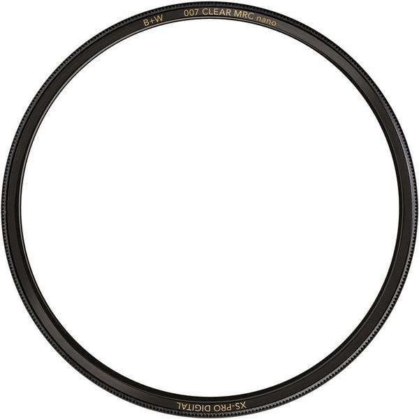 B w 67mm xs pro clear mrc nano 007 filter