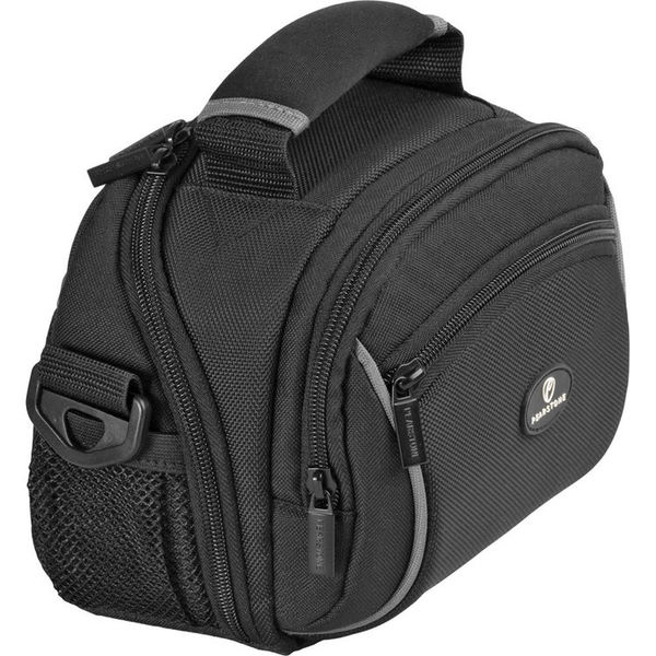Pearstone onyx 1030 digital camera camcorder shoulder bag