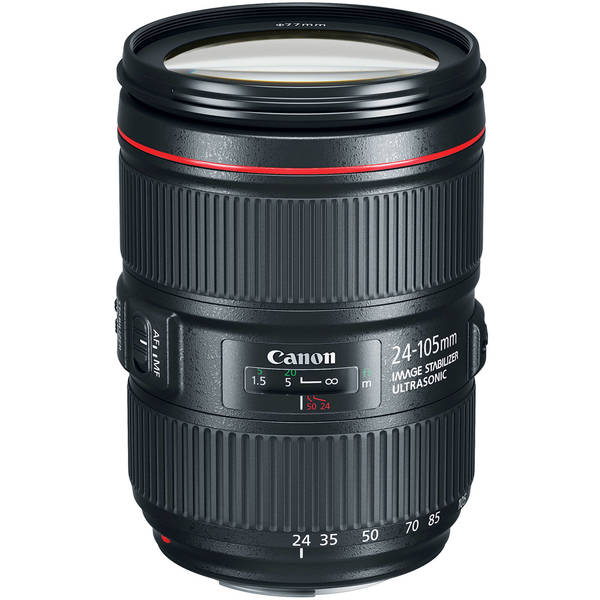Canon ef 24 105mm f 4l is 1274709