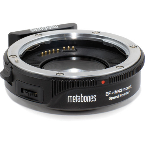 Metabones canon ef lens to micro 4 3 speed booster
