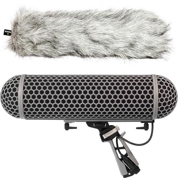 Rode blimp windshield for shotgun microphones