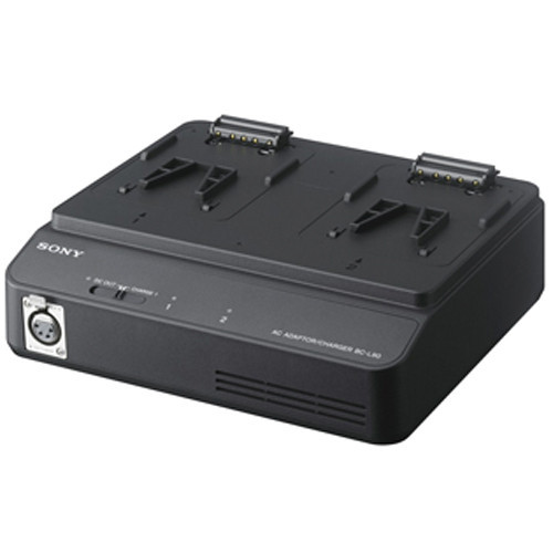 Sony bc l90 battery charging station
