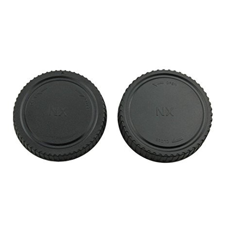 Generic body cap   rear lens cap for samsung nx mount cameras