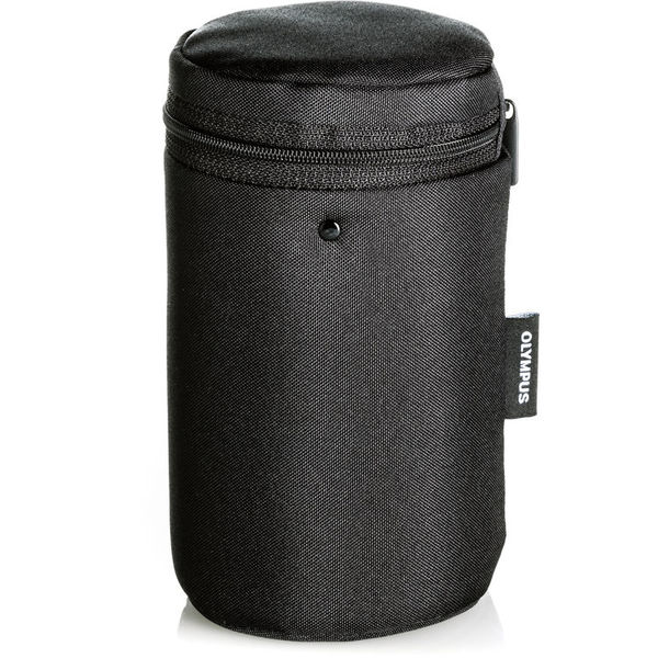 Olympus barrel style lens case   medium