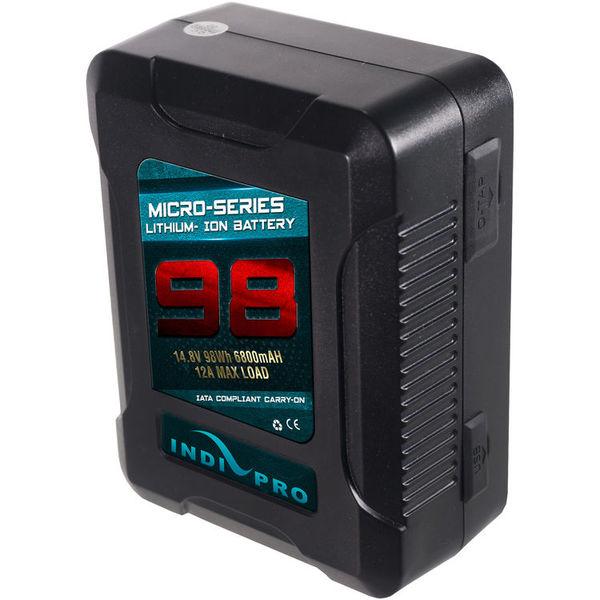 Indipro tools micro series v mount li ion battery