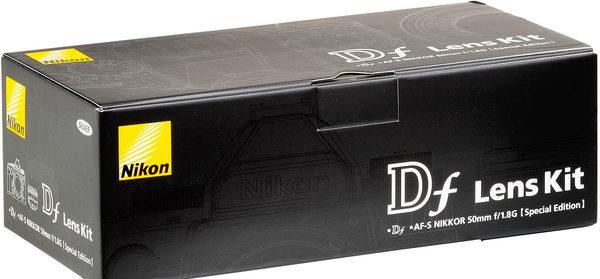 Nikon df camera box