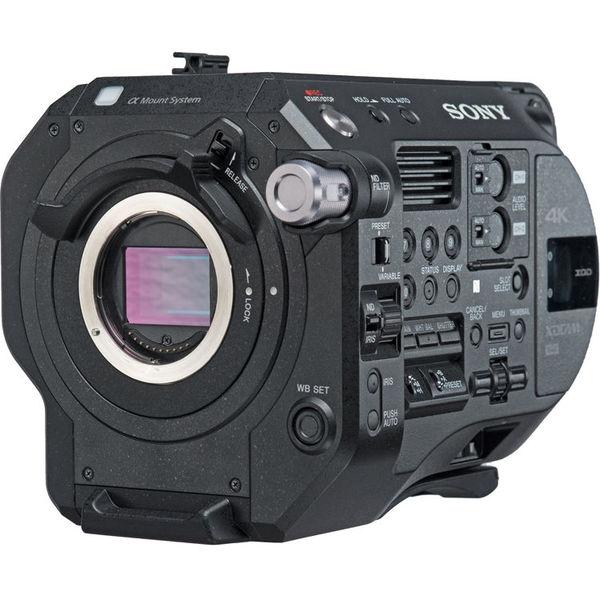 Sony pxw fs7m2 xdcam super 35 camera system