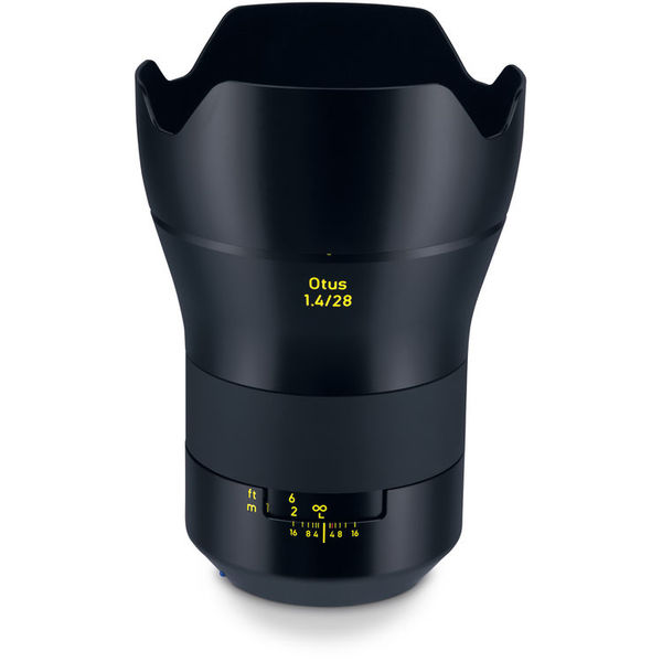 Zeiss ze 28mm f 1.4 otus distagon for canon