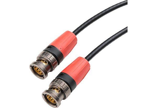 Belden 4855r 12g sdi 75 ohm 4k uhd mini coax video cable   50'