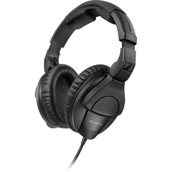 Sennheiser hd 280 pro circumaural closed back monitor headphones
