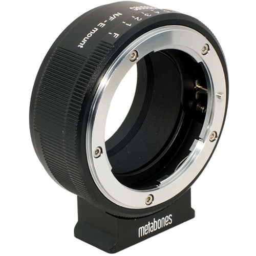 Metabones nikon g lens to sony e mount adapter