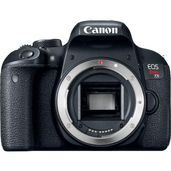 Canon eos t7i camera
