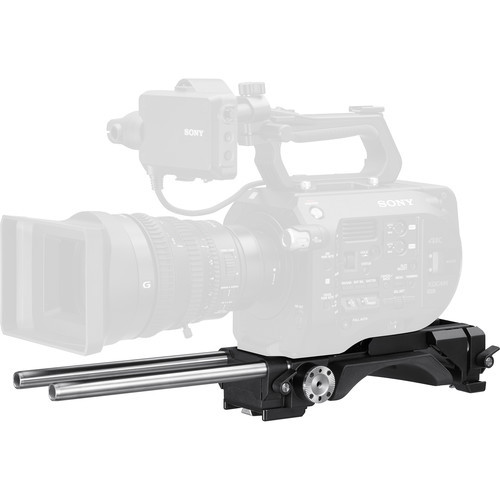 Sony vct fs7 lightweight rod support system