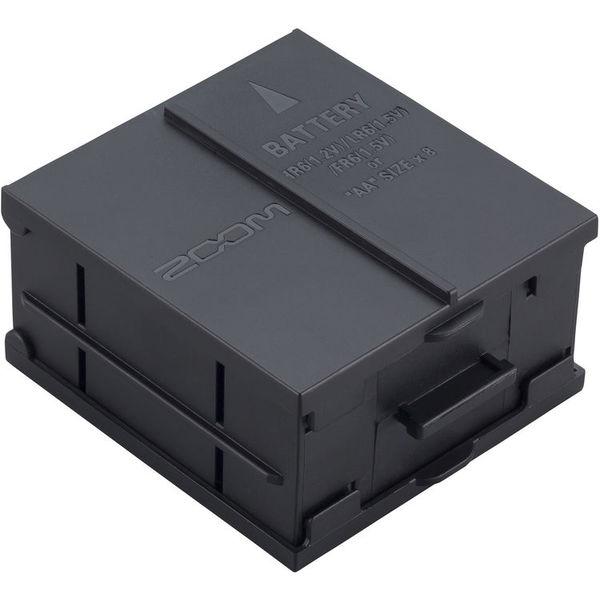 Zoom bcf 8 battery case for f8 multi track field recorder