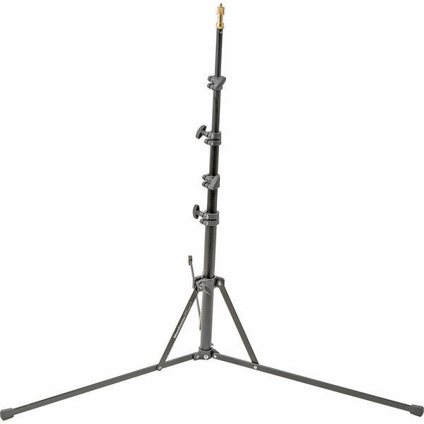 Manfrotto 5001b nano black light stand   6.2'