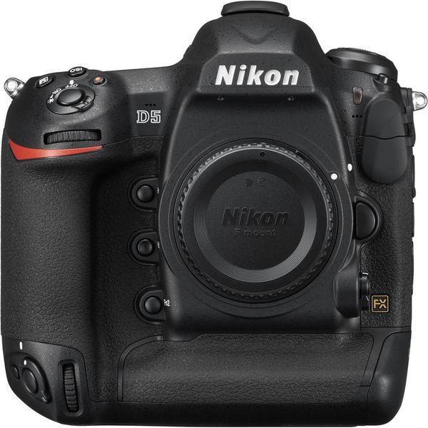 Nikon d5 camera   dual cf slots