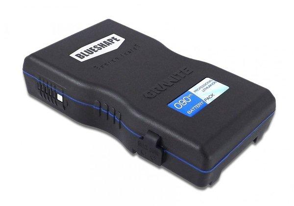 Blueshape granite two high capacity 90wh v mount battery
