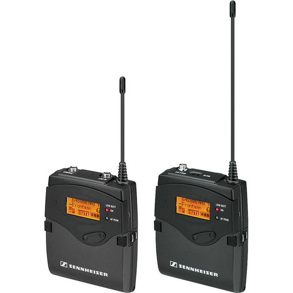 Sennheiser 2000eng sk portable wireless bodypack system   bw  626 698 mhz
