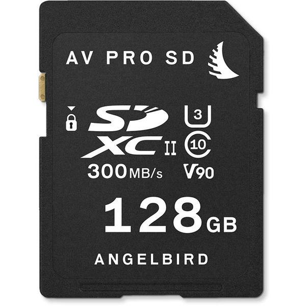 Angelbird sdxc 128gb av pro uhs ii memory card