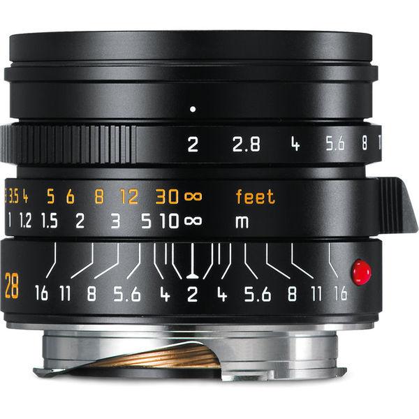 Leica 28mm f 2 summicron m asph ii
