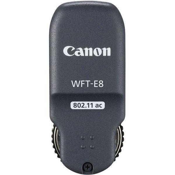 Canon wft e8a wireless file transmitter