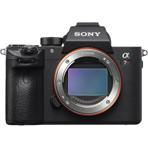 Sony alpha a7r iii camera