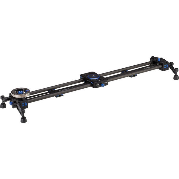 Benro moveover12 35.4%22 dual carbon rail slider with flywheel