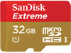 SanDisk microSDHC 32GB Extreme Class 10 UHS-I Memory Card (Stock)