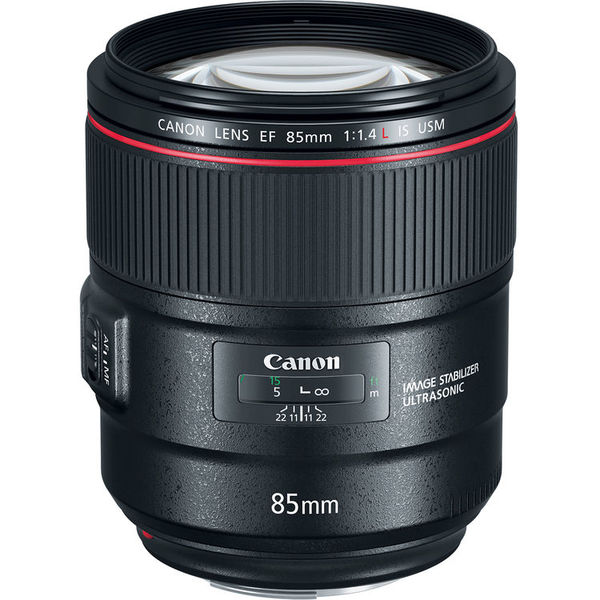 Canon 85mm f 1.4l is usm